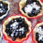 Пирожное корзинки с ягодами рецепт приготовления