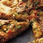 Пицца по-азиатски рецепт приготовления