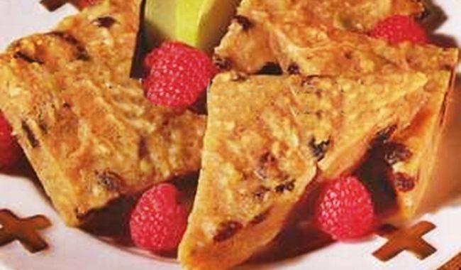Пряничные конвертики с яблоками рецепт приготовления
