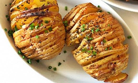 Картофель с пармезаном рецепт приготовления