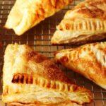 Слойки с яблоками и корицей в духовке рецепт приготовления