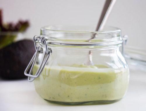 Как правильно приготовить классический соус из авокадо
