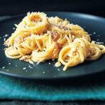 Спагетти карбонара с беконом и сливками - классический рецепт