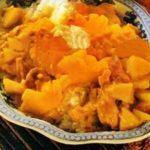 Свиная вырезка по-азиатски с ананасами и имбирем рецепт