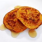 Яблочно-творожные оладьи рецепт приготовления