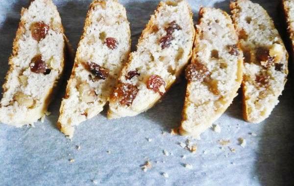 Печенье Бискотти классический рецепт приготовления