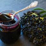 Черное желе из бузины рецепт приготовления