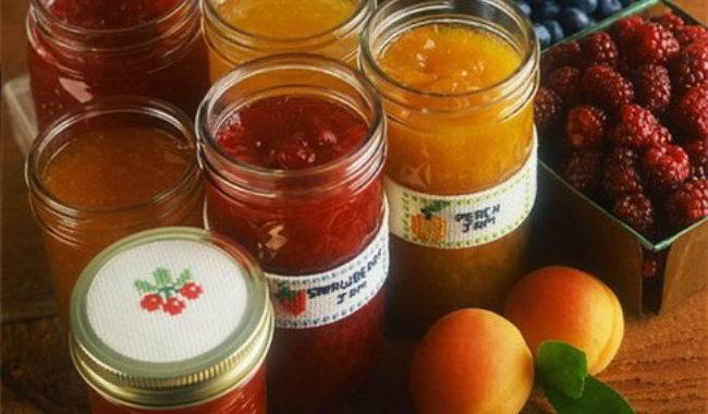Красный джем из малины и абрикосов рецепт приготовления