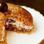 Творожный десерт с вишнями рецепт приготовления