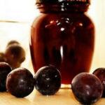 Сливовое желе с базиликом рецепт приготовления