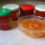 Желе и паста из айвы рецепт приготовления