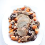 Жаркое из телятины с тыквой в духовке рецепт приготовления