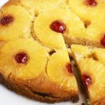 Ананасовый пирог в духовке рецепт приготовления