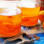 Апельсиновый ликер в домашних условиях рецепт