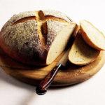 Белый хлеб в духовке рецепт приготовления