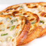 Горячие бутерброды с сыром и майонезом в духовке рецепт