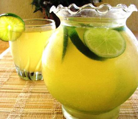 Индийский лимонад в домашних условиях рецепт