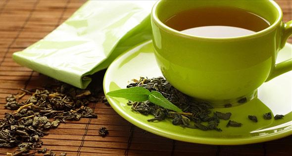 Калорийность зеленого чая на 100 грамм