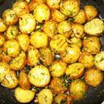 Картошка по-селянски в духовке рецепт приготовления