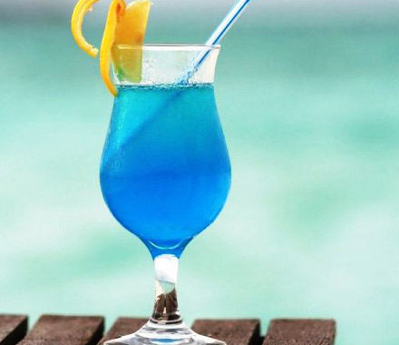 Коктейль Голубая лагуна в домашних условиях – алкогольный рецепт