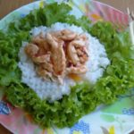 Курица по-китайски с соевым соусом рецепт приготовления