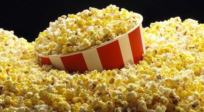 Попкорн – калорийность на 100 грамм