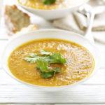 Морковный суп с кориандром рецепт приготовления