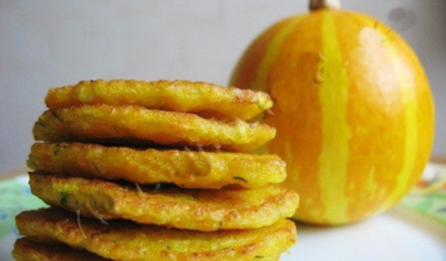 Оладьи с тыквой и картофелем рецепт приготовления