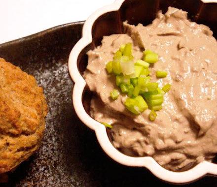 Паштет из печени с яйцами и коньяком рецепт приготовления