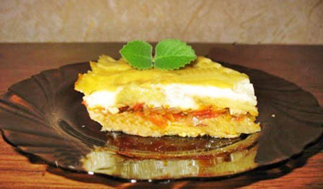 Мусачо – вкусное блюдо с баклажанами и помидорами рецепт
