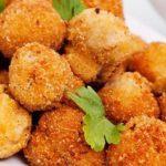 Грибы в панировке рецепт приготовления
