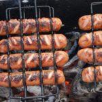 Сосиски по фински на мангале рецепт приготовления