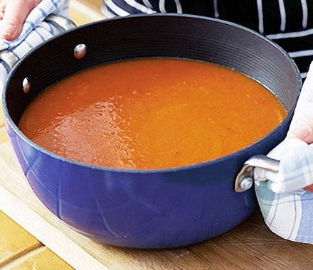 Томатный суп пюре классический рецепт приготовления