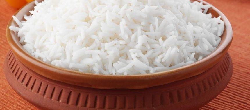 Отварной рис – калорийность на 100 грамм