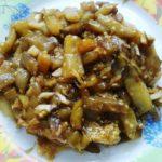 Баклажаны в соевом соусе по-китайски рецепт приготовления