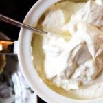 Заварной белковый крем для торта в домашних условиях рецепт