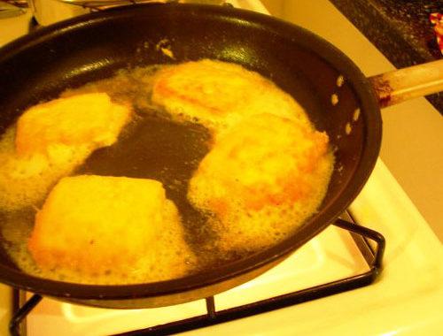 Жареный сыр на сковороде рецепт приготовления