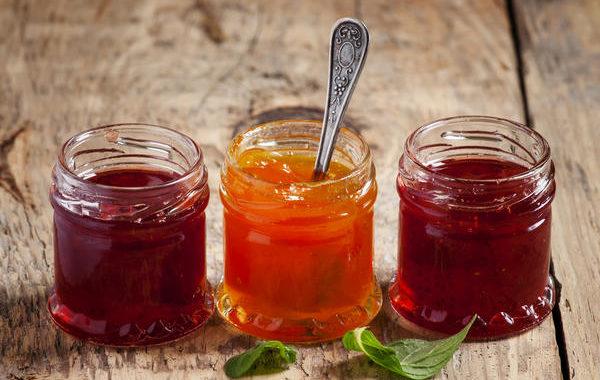 Прозрачное желе из фруктовых соков