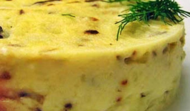 Картофельный холодец рецепт приготовления