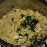 Картофель отварной рецепт приготовления