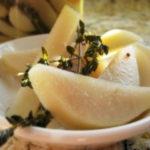 Кислосладкие груши рецепт приготовления