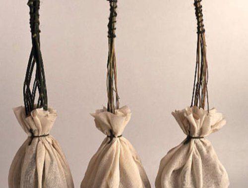 Муслиновый пакетик для целых пряностей