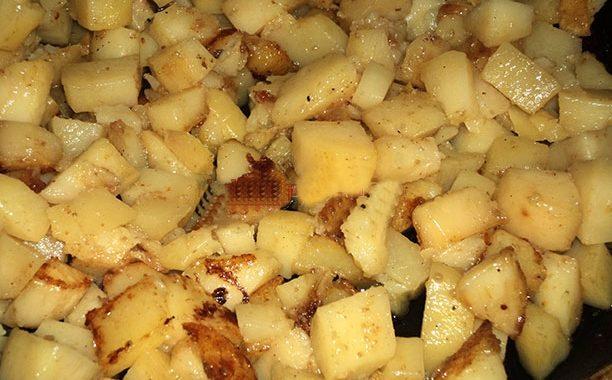 Тушеная картошка в духовке рецепт приготовления