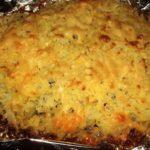 Скумбрия запеченная в духовке с картофелем - рецепт приготовления