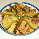 Свинина тушеная с картофелем рецепт приготовления