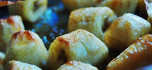 Бананы в карамели рецепт приготовления