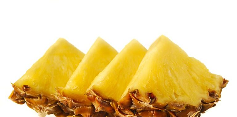 Ананасовый десерт рецепт приготовления