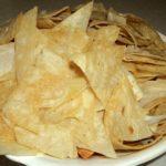 Как приготовить чипсы из лаваша - рецепт