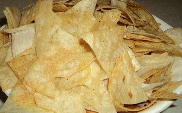 Как приготовить чипсы из лаваша – рецепт