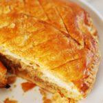 Пирог «Королевская галета» рецепт приготовления